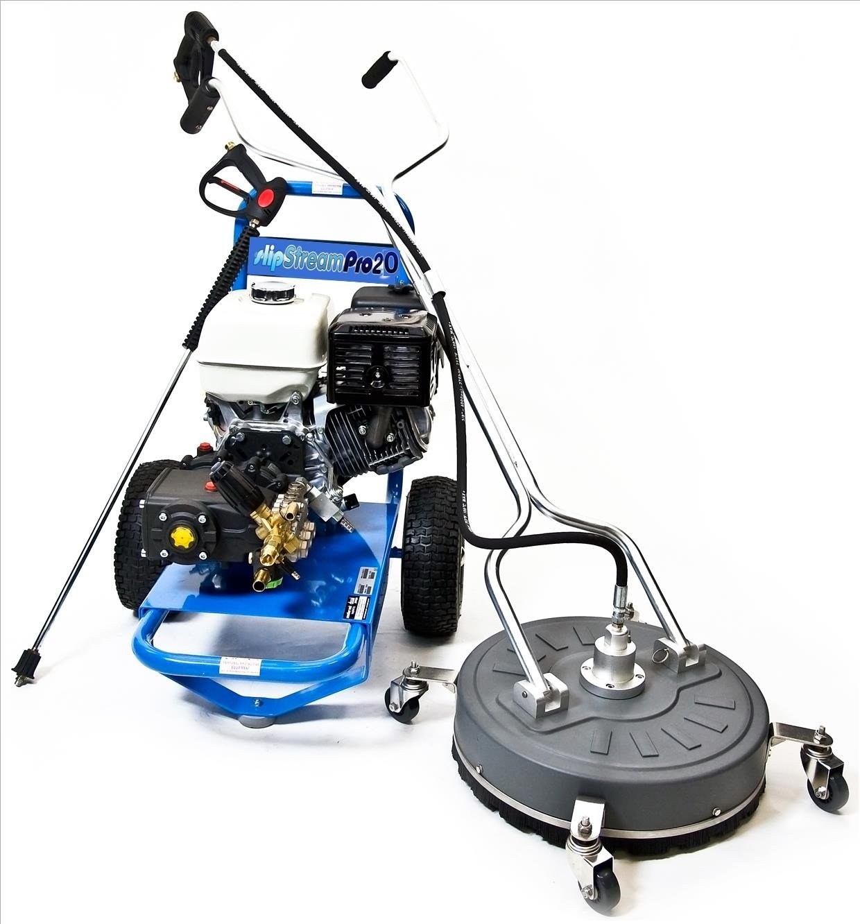 driveway cleaning equipment