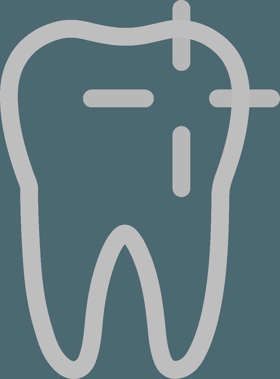 Icona strumenti dentista
