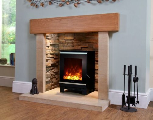 Excellent Wood Burners And Stoves In All Sizes In Sheffield