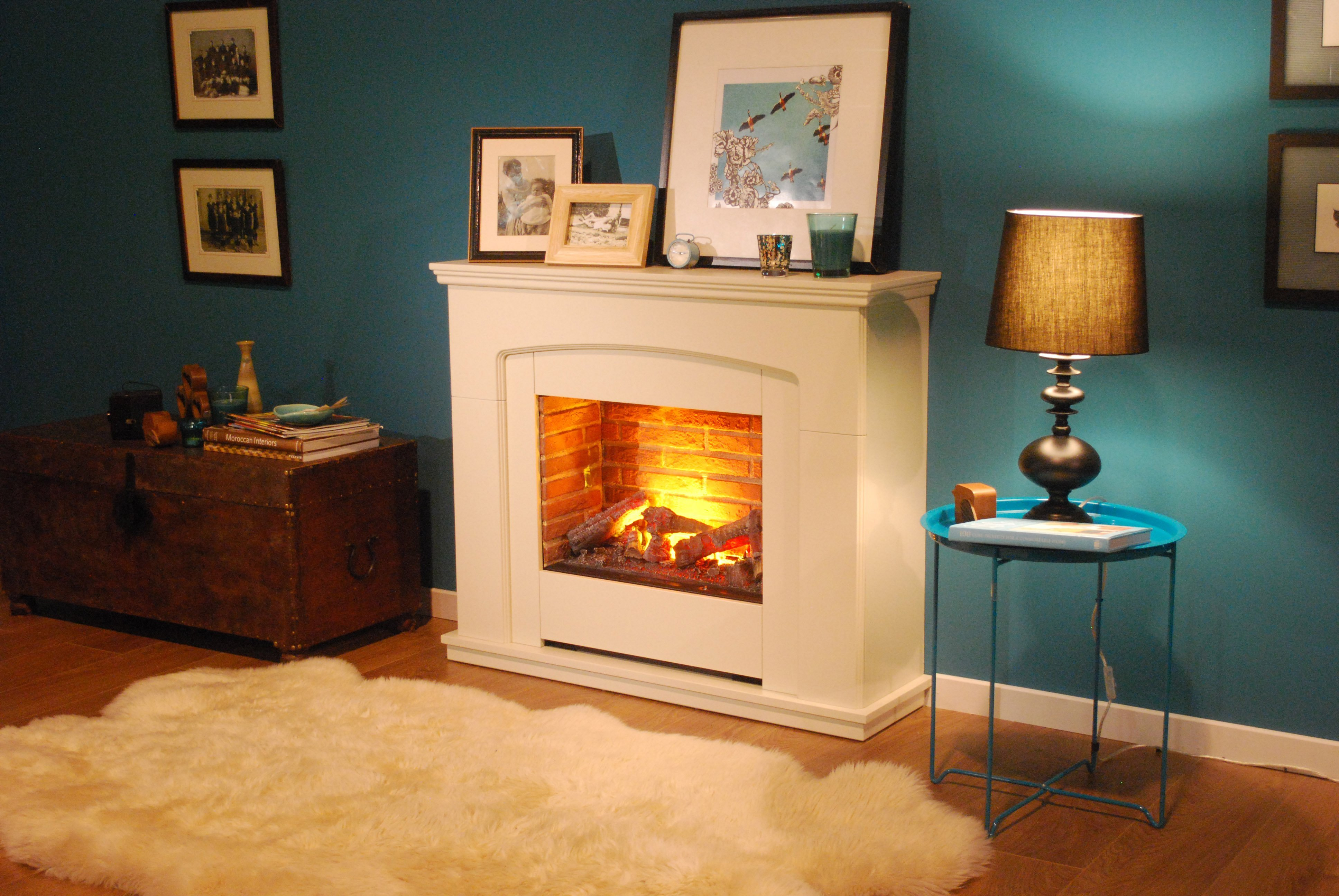 Stylish Electric Fires For All Kinds Of Properties In