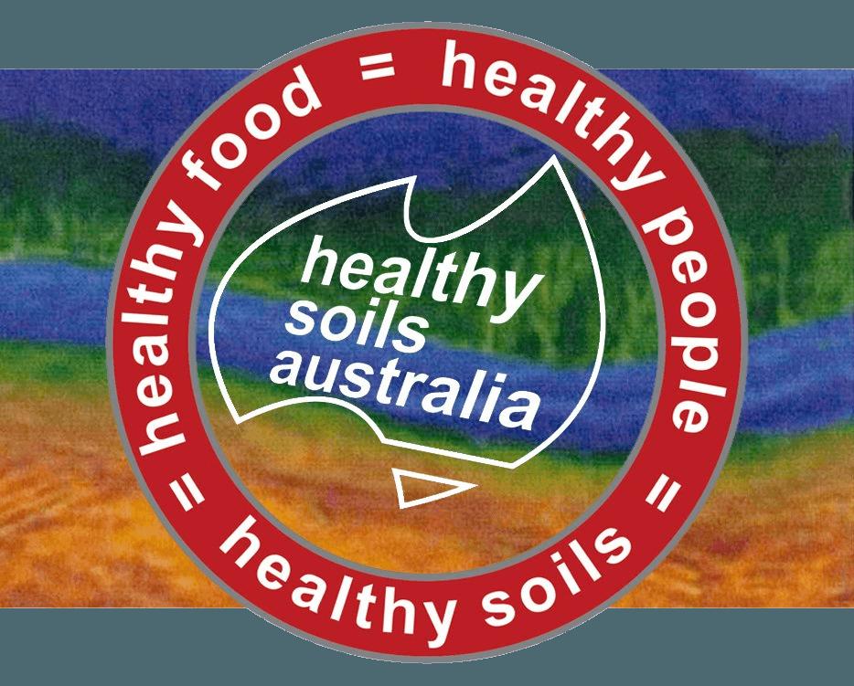 Healthy soils Australia logo