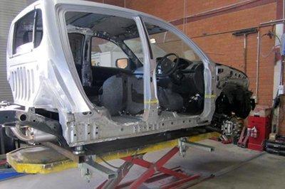act auto body works  car body repair