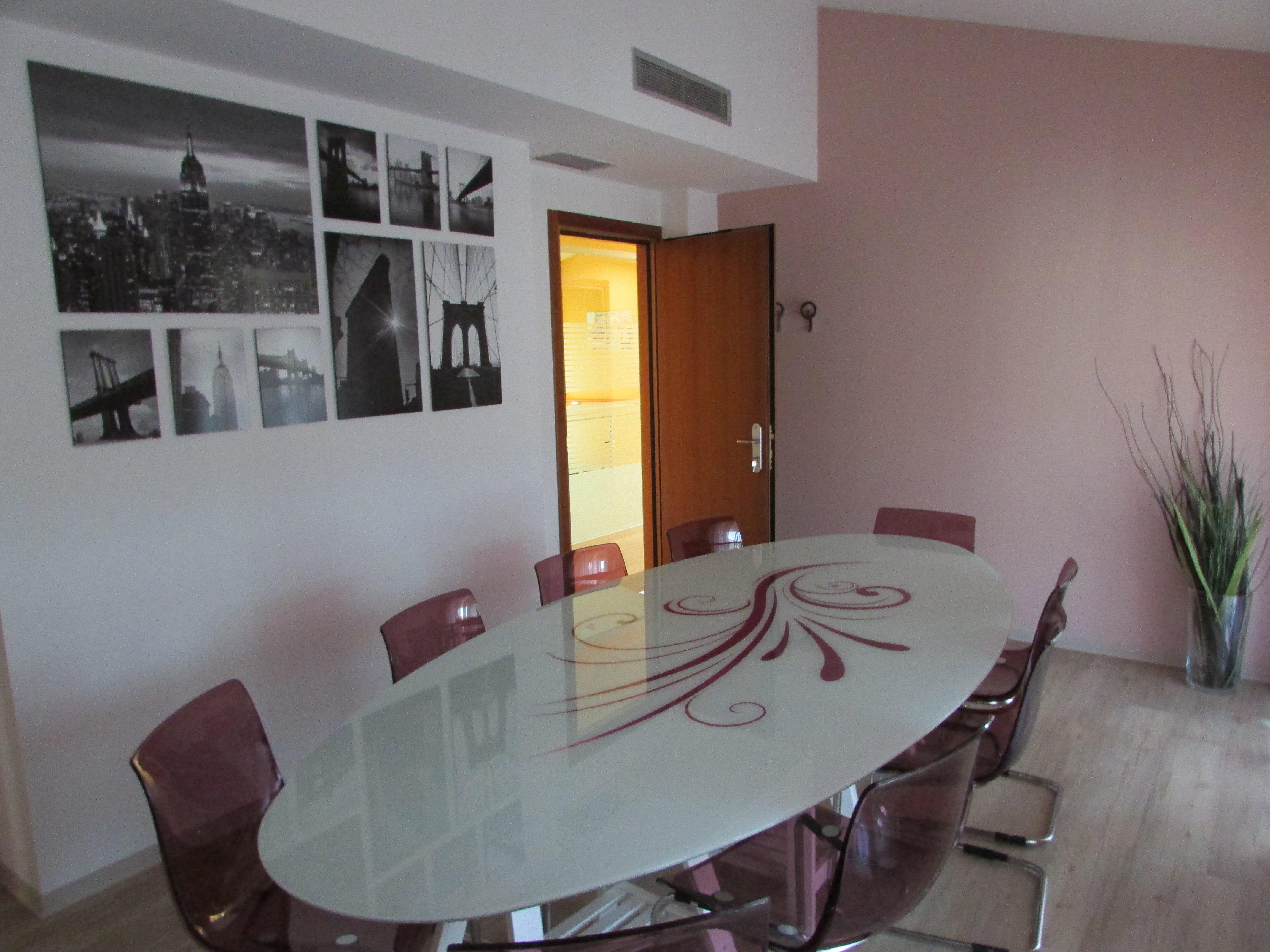 sala riunioni casa di anna
