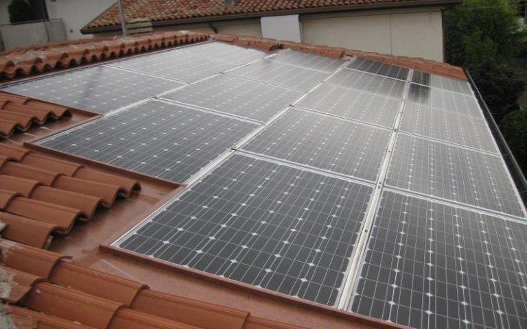 Realizzazione impianto fotovoltaico