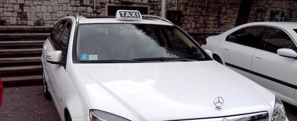 Taxi Mario Pietra Ligure