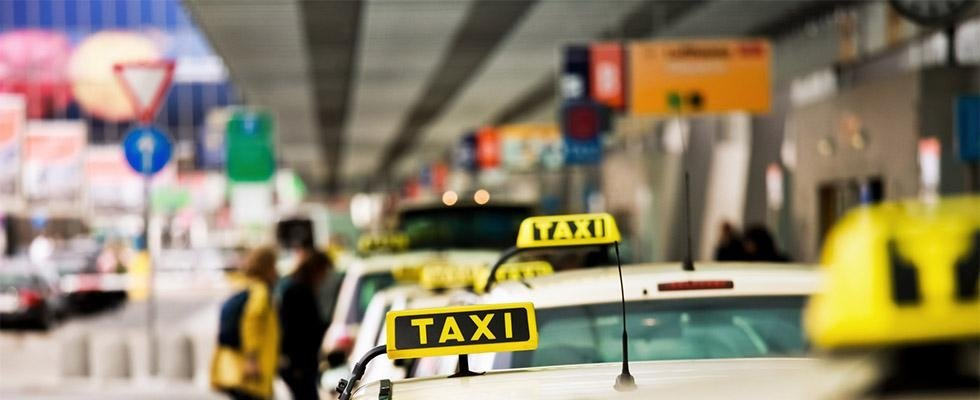 Servizio Taxi per aeroporto