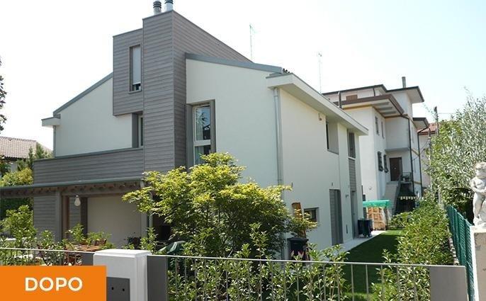 Ristrutturazione casa a Conegliano - Dopo