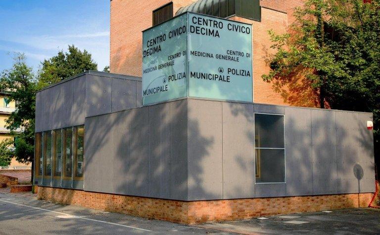 Centro civico Bologna