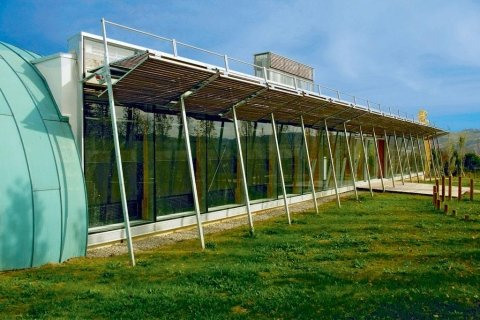 Edificio ecocompatibile