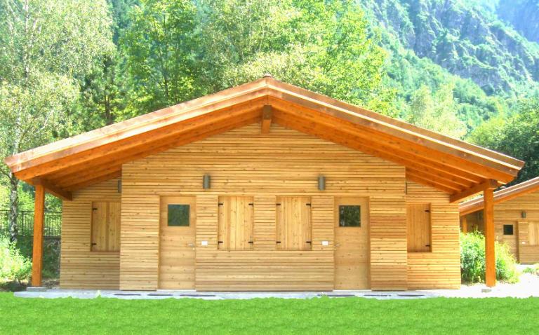 Alloggi parco Dolomiti