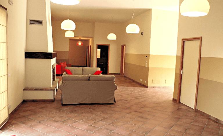 Hotel in legno Udine