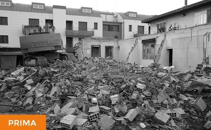 Casa ristrutturata Padova - Prima