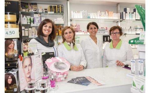 staff farmacia, cosmesi farmacia argentieri