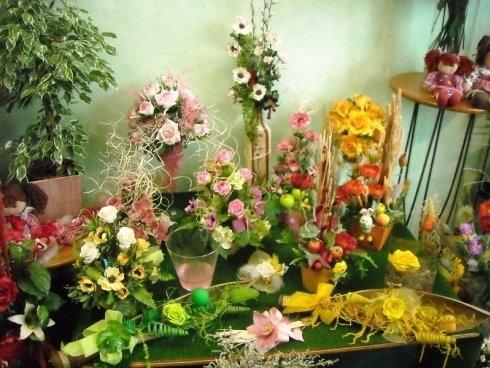 fiori finti 9