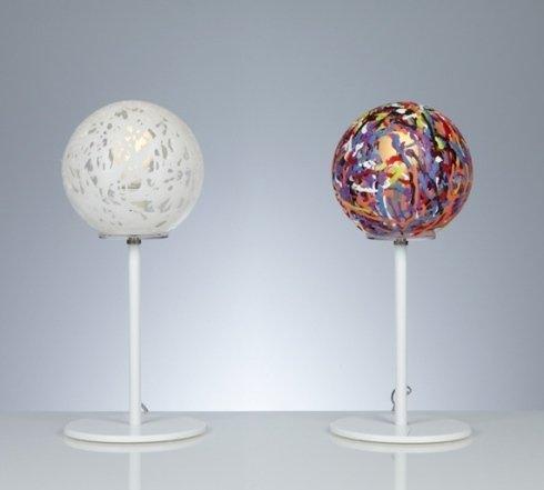 lampada emporium multicolore