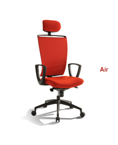 sedia zago rossa