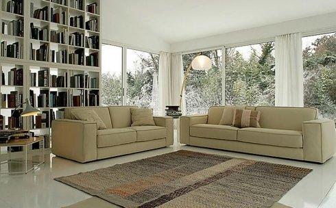 divano rigo showroom