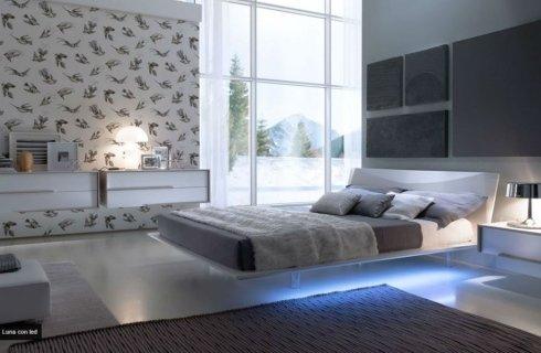 camera da letto mobilgam