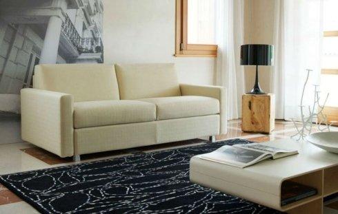 divano rigo bianco