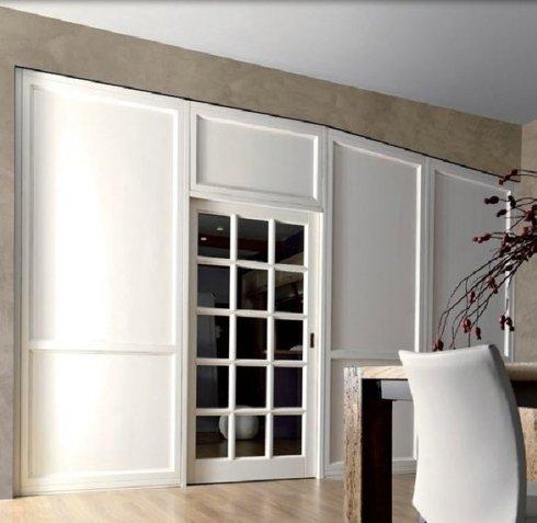 soggiorno pacema bianco porta