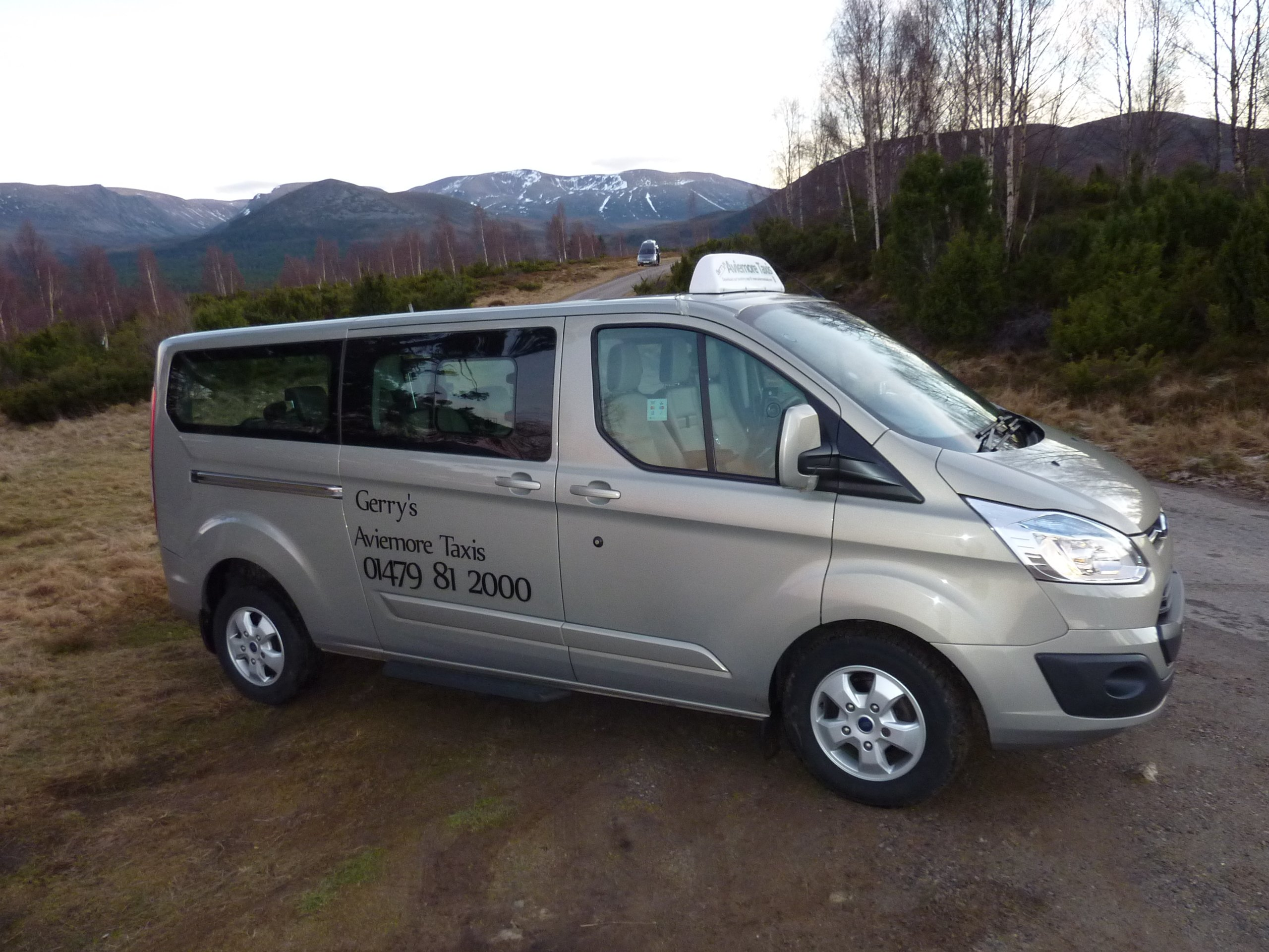 gerry s aviemore taxis taxi service in spey valley