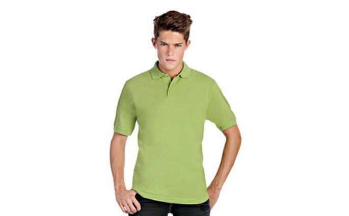 maglia uomo verde