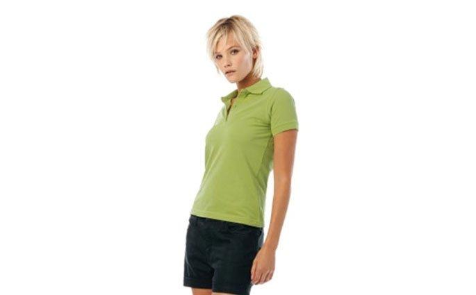maglia donna verde