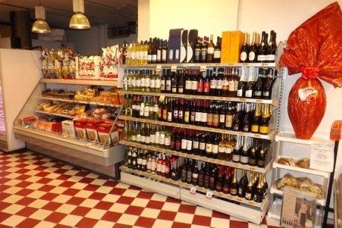 vini locali e nazionali