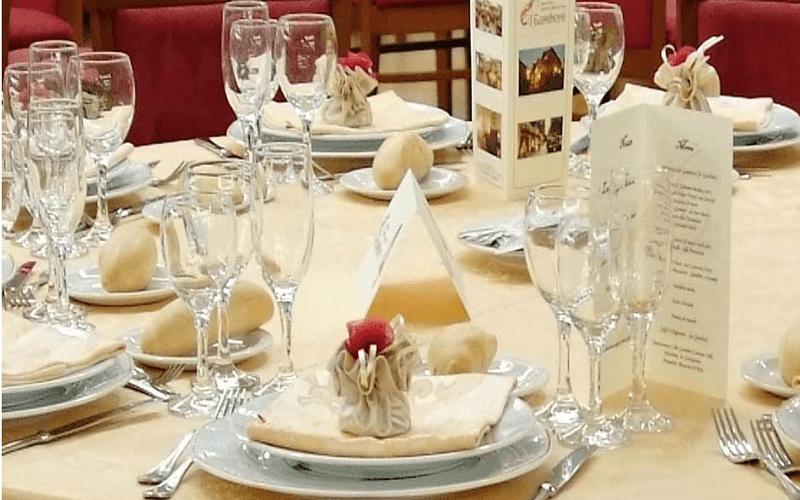 ristorante per banchetti fermo