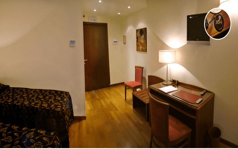 hotel con ristorante fermo