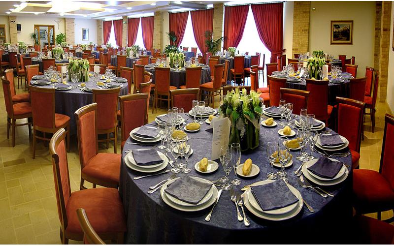 ristorante per pranzi di nozze fermo