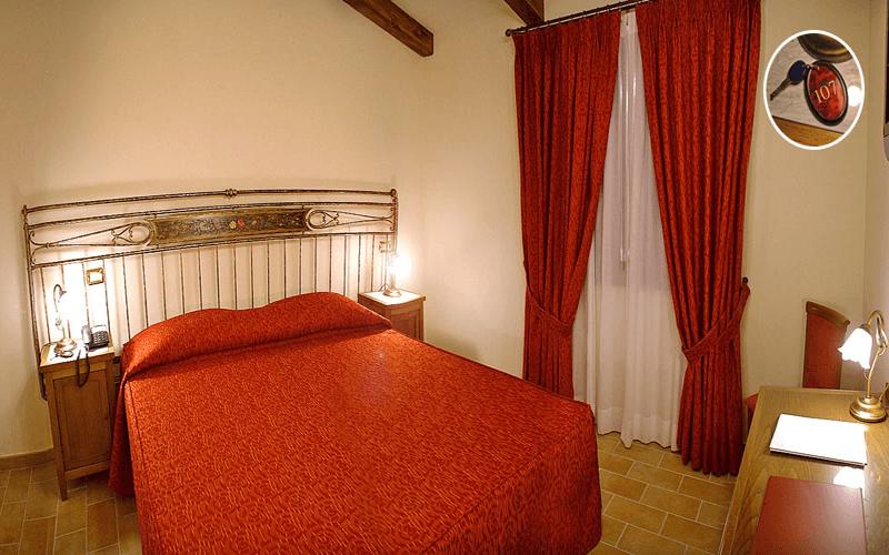 hotel 4 stelle fermo