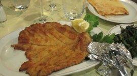 piatti di carne, secondi piatti, cotoletta inpanata