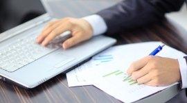 scritture contabili, verifica conti aziendali, compilazione bilancio