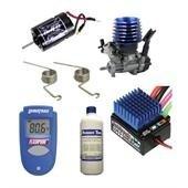 Motori e accessori per modellismo