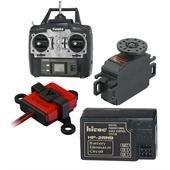 Radiocomandi e accessori