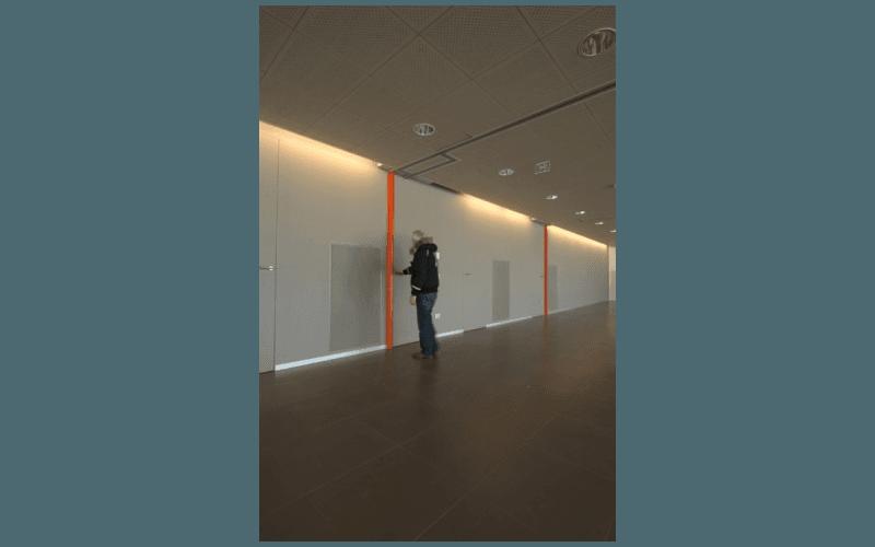 montaggio pareti divisorie