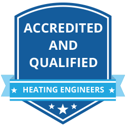Accredited and Qualified heating engineers