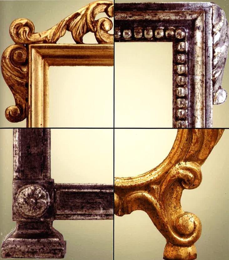 Cornici artistiche ornamentali