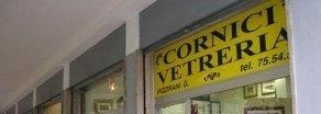 Vetrina negozio Pizzirani Bologna
