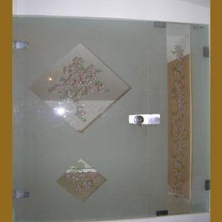 produzione specchio particolare con rombi