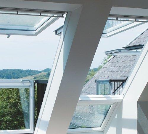 Finestre velux varese girola srl for Velux finestre balcone