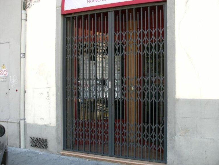 Inferriate e cancelli di sicurezza modena malmusi wainer for Cancelli estensibili spagnoli