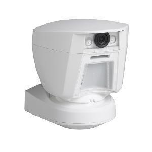 Rilevatore infrarosso da esterno a 8 PIR con telecamera