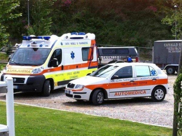 servizio ambulanze private