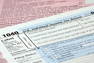 Income Taxes Anderson, SC