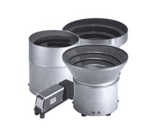 Vibratori circolari cilindrici, anfiteatro e conic