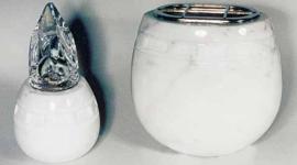 accessori funerari, accessori in marmo, accessori in granito, accessori in  cristallo