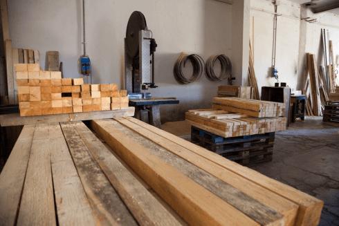 articoli tecnici di legno