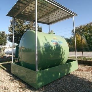 boiler esterno per gasolio per riscaldamento